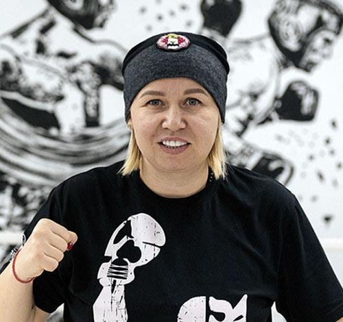 Авторский курс Светланы Андреевой тренер по боксу