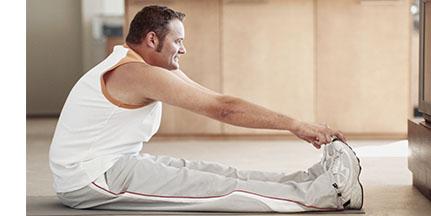 Тренировка для мужчин дома без инвентаря