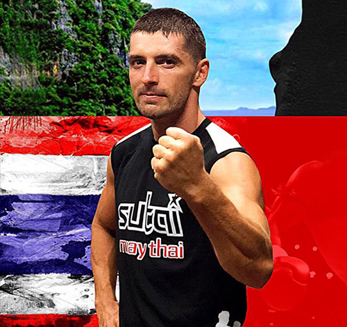 Авторский курс Виталия Дунца тренер по тайскому боксу