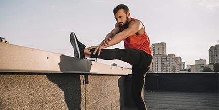 Секреты растяжки ног для мужчин
